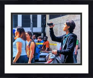Lorenzo Henrie Signed Autographed 11X14 Photo Fear the Walking Dead JSA S71708