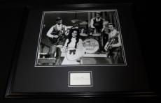Loretta Lynn Signed Framed 16x20 Poster Photo Display