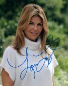 Lori Laughlin Full House Signed Autographed Photo UACC RD AFTAL RACC TS