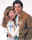 Lori Loughlin Signed 8x10 Photo Authentic Autograph Full House Aunt Becky Coa