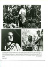 Sean Connery Lorraine Bracco Medicine Man Original Movie Still Press Photo