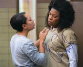 Lorraine Toussaint signed Orange is The New Black 8x10 Photo w/COA #1
