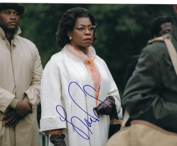 Lorraine Toussaint signed Selma Movie 8x10 Photo w/COA Amelia Boynton