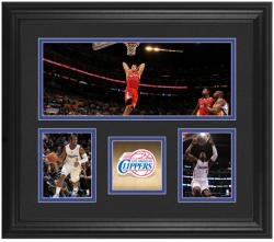 NBA Los Angeles Clippers Framed 3-Photo Collage