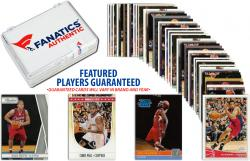 Los Angeles Clippers Team Trading Card Block/50 Card Lot - Mounted Memories