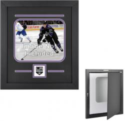 Los Angeles Kings Horizontal 8'' x 10'' Photo Display Case - Mounted Memories