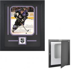 Los Angeles Kings Vertical 8'' x 10'' Photo Display Case - Mounted Memories