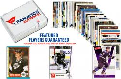 Los Angeles Kings Team Trading Card Block/50 Card Lot