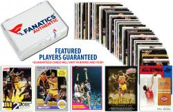 Los Angeles Lakers Team Trading Card Block/50 Card Lot - Mounted Memories