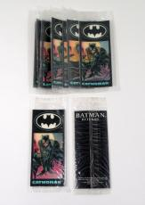 Lot of (10) 1992 Ralston Batman Returns Magic Motion Sealed Bookmark (Catwoman)