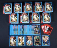 Lot of (10) 1994 Saban/Collect-A-Card Power Rangers Series 2 Jumbo Set (72)