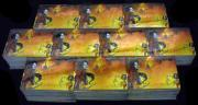 Lot of (10) 1996 Comic Images Shi: Visions of the Golden Empire Chromium Set 90