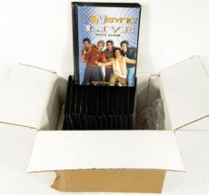 """Lot of (14) 2000 'N SYNC """"Live"""" Photo Albums New ^ Justin Timberlake Joey JC"""