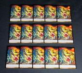 Lot of (15) World of Warcraft WoW TCG Earth Shock Fires Outland - Ability Rare