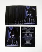 Lot of (25) 1998 Inkworks Alien Legacy Promo Card (C1) Cards Inc UK Nm/Mt