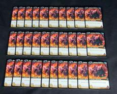 Lot of (30) World of Warcraft WoW TCG Gladiator Katianna Blizzcon 2009 Card