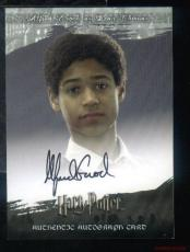 LPT) Harry Potter ALFRED ENOCH Auto Signed How to get away with Murder Rare SP