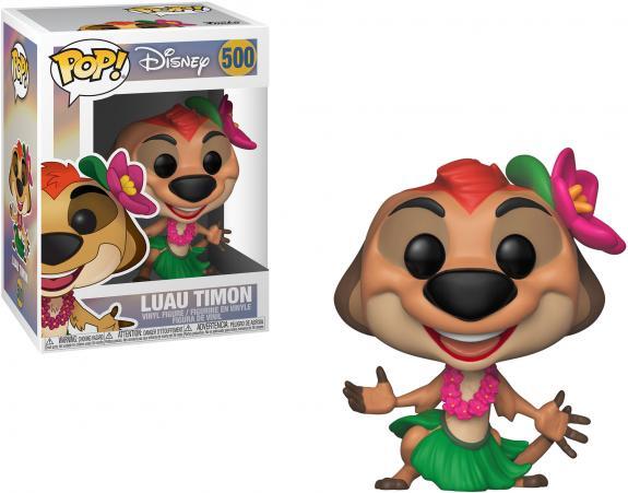 Luau Timon Lion King #500 Funko Pop!