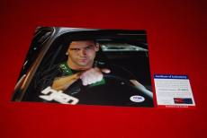 LUCAS BLACK 42 fast & furious signed psa/dna 8x10 photo