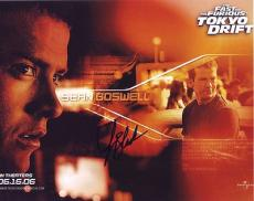LUCAS BLACK signed *THE FAST AND THE FURIOUS: TOKYO DRIFT* 8X10 photo W/COA #2