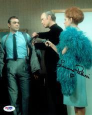Luciana Paluzzi Signed James Bond Authentic Autographed 8x10 Photo PSA/DNAX47180