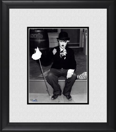 "Lucille Ball I Love Lucy Framed 8"" x 10"" Chaplin Costume Photograph"