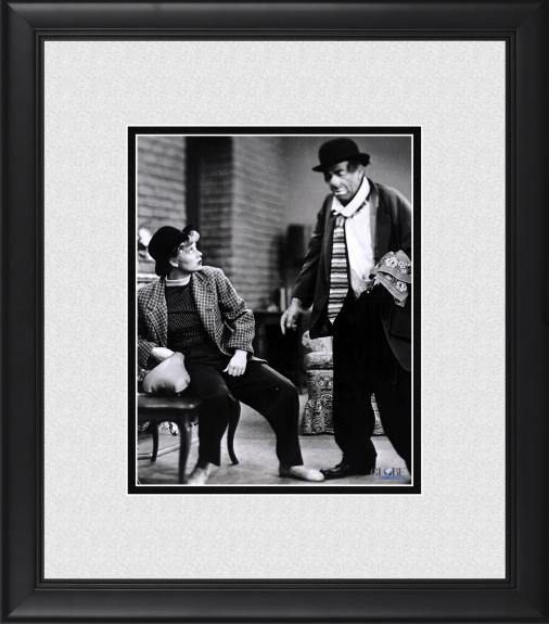 "Lucille Ball I Love Lucy Framed 8"" x 10"" Learning Vaudeville Act Photograph"