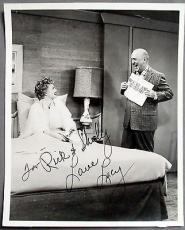 "Lucille Ball ""LOVE LUCY"" Signed 8x10 TV SHOW Photo with Full JSA/LOA"