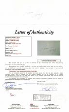 Lucille Ball Signed - Autographed 3x5 Inch Index Card - I Love Lucy Actress - FULL JSA Letter of Authenticity - Deceased 1989 - Lucy Ball