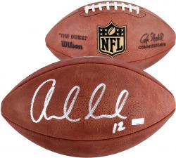 Andrew Luck Indianapolis Colts Autographed Duke Football