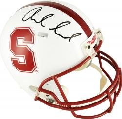 Andrew Luck Stanford Cardinals Autographed Riddell Replica Helmet