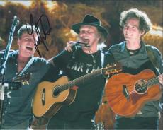 Lukas Nelson Signed Autographed 8x10 Photo & Promise of the Real Neil Young C
