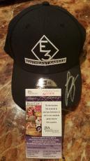 Luke Bryan Autographed Buck Commander New Era E3 Hat Signed Jsa Authenticated