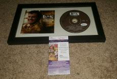 Luke Bryan Autographed Framed I'll Stay Me Cd Signed Rare! Jsa Authenticated Coa
