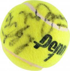 Murphy Luke Autographed Tennis Ball