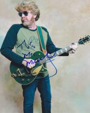 Mac McAnally Signed Autographed 8x10 Photo Jimmy Buffett Coral Reefer Band COA