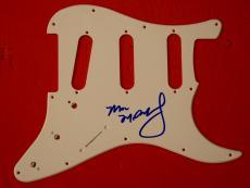 Mac McAnally Signed Autographed Guitar Pickguard Jimmy Buffett's Guitarist