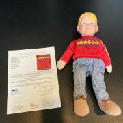 Macaulay Culkin Signed Autographed Original Home Alone Talking Doll JSA COA