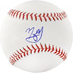 Manny Machado Baltimore Orioles Autographed Baseball