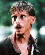 "MACKENZIE CROOK ""PIRATES of the CARIBBEAN"" as RAGETTI - Signed 8x10 Color Photo"