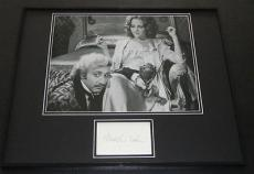 Madeline Kahn Signed Framed 16x20 Poster Photo Display Blazing Saddles B