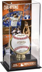 "Madison Bumgarner San Francisco Giants 2014 World Series Champions Gold Glove 10"" x 5.5"" Baseball Display Case"