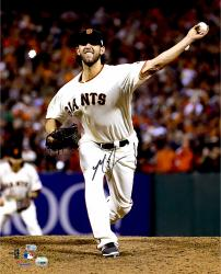 "Madison Bumgarner San Francisco Giants Autographed 16"" x 20"" Photograph"