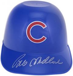 Bill Madlock Chicago Cubs Autographed Micro Mini Batting Helmet