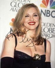 Madonna Signed 8X10 Photo Autographed PSA/DNA #B87441