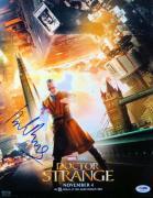 Mads Mikkelsen Signed Autographed 11X14 Photo Doctor Strange Poster PSA AC99411