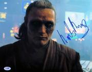 Mads Mikkelsen Signed Autographed 11X14 Photo Doctor Strange PSA AC99414
