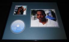 Ma$e Signed Framed 16x20 Harlem World CD & Photo Display AW Mase Bad Boy B