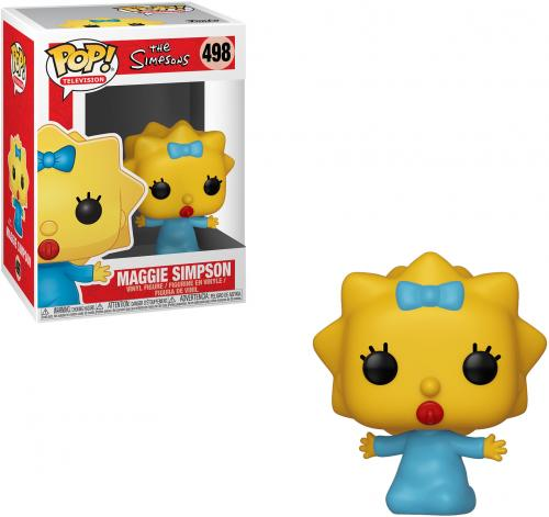 Maggie Simpson The Simpsons #498 Funko Pop!