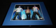 Magic Mike Cast Signed Framed 11x14 Photo PSA/DNA Matthew McConaughey C Tatum